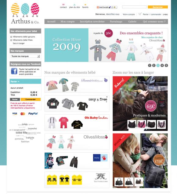 Arthus & Co. - Vêtements pour bébé_1258926811940.png