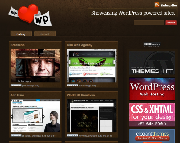 We Love WP – WordPress Gallery, WordPress Websites, Blog Designs, Designer Inspiration and WP Themes._1265274926133.png