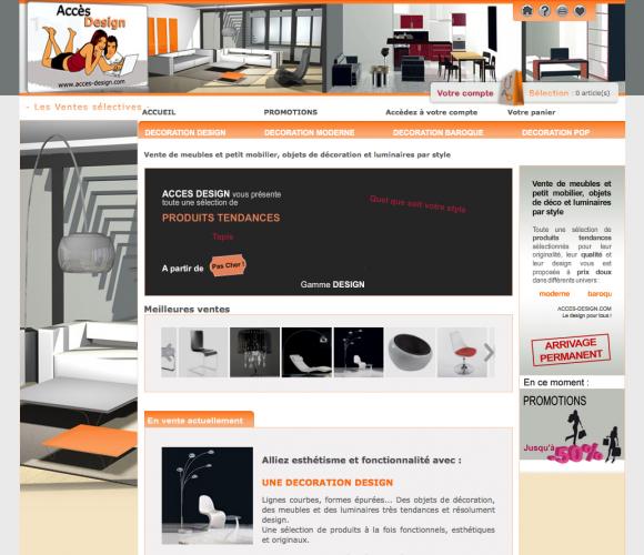 acces-design.com - Vente d'objets de décoration, meubles et luminaires design, moderne, baroque, pop.png